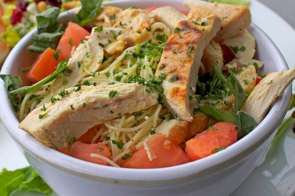 Lettuce Restaurant Walnut Creek Angel Hair Pasta