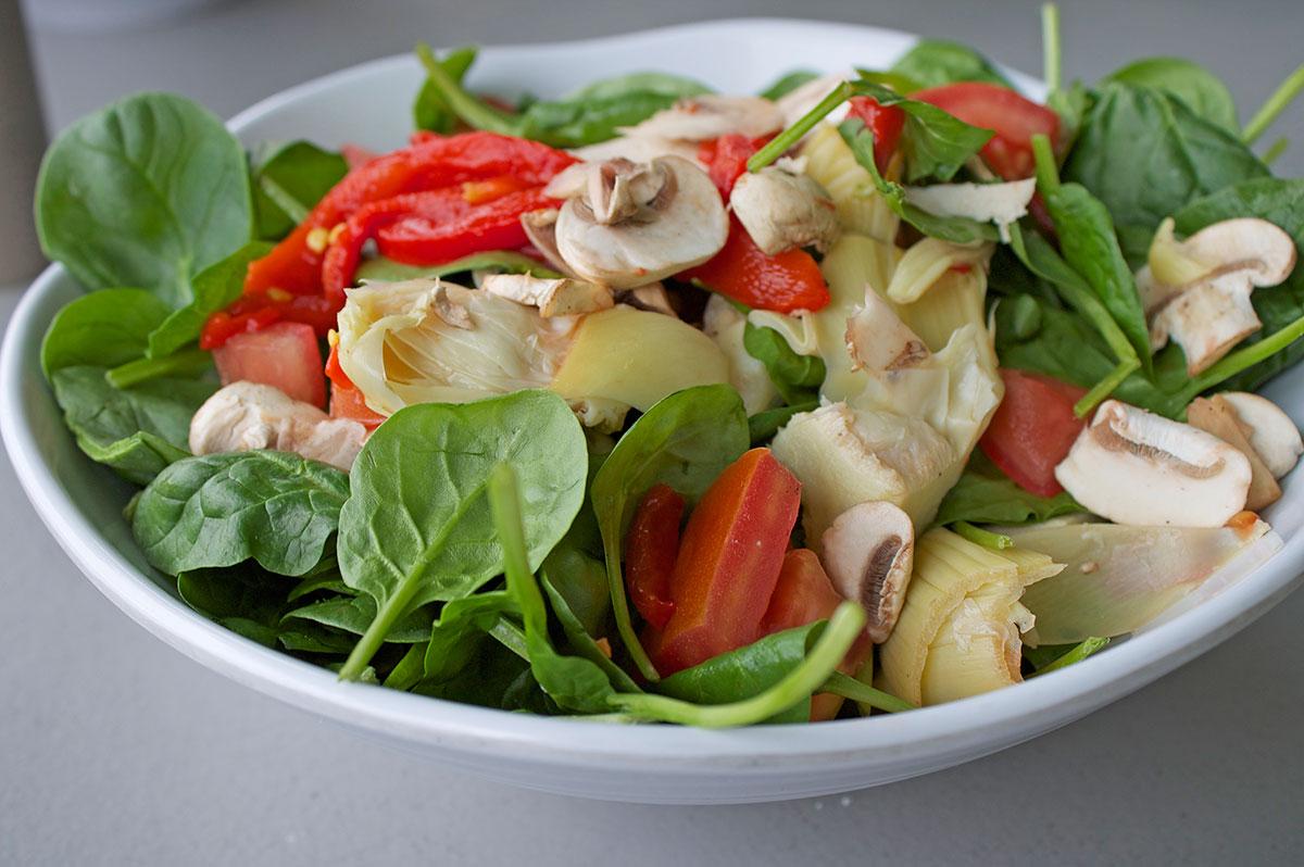 Mission Salad