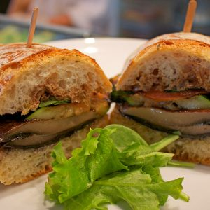 Lettuce Restaurant Walnut Creek Vegan Sandwich