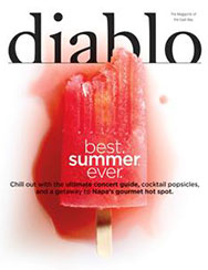 Diablo Magazine Cover